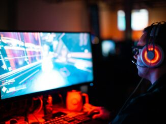 Gaming Brille